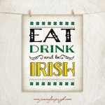 Eat Drink and be Irish_11x14_A
