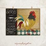 Kitchen Cuisine_Rooster__11x14_003_A