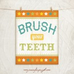Brush your teeth_11x14_A