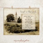 Trust in the Lord_12x16_A