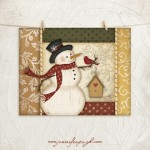 Country Snowman_11x14_001_A