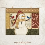 Country Snowman_11x14_002_A
