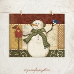 Country Snowman_11x14_003_A