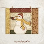 Country Snowman_11x14_004_A