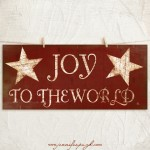 Joy to the World_A