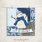Let it Snow_Snowman_12x12_001_A