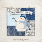 Winter Welcome_Snowman_12x12_002_A