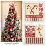 Christmas Room 10 Holiday Decorating Ideas Candy Canes