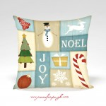 Christmas_Collage_001_Blue_001_Pillow_by_Jennifer_Pugh