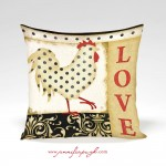 Classic_Rooster_Pillow_by_Jennifer_Pugh