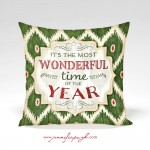 It's the most wonderful time_12x12_001_Pillow_by_Jennifer_Pugh