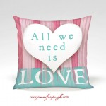 Sweet Love Pillow Front