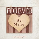 forever be mine giclee art print