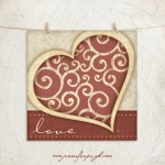 Sweet Love Giclee Art Print