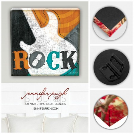 Canvas Gallery Wrap by Jennifer Pugh Studios