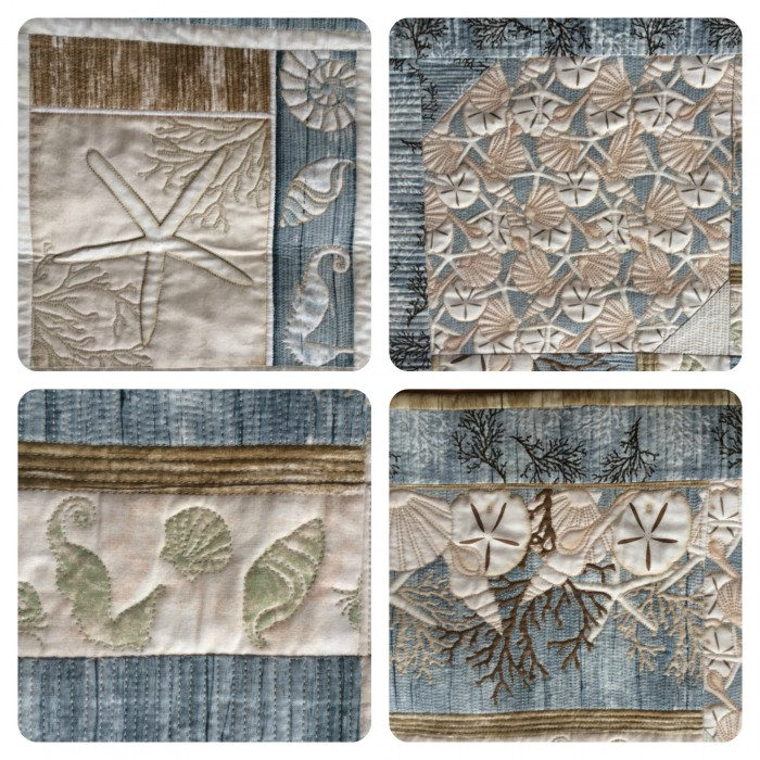 Quilt Squares from Lorry Young -Jennifer Pugh Studios Images on Fabric