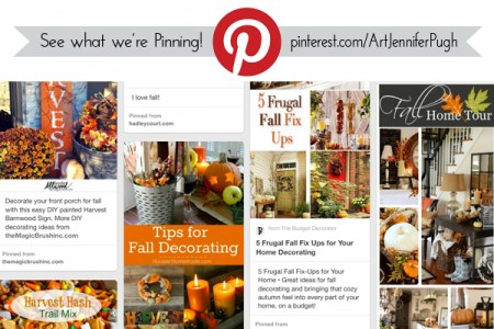 pinterest board -fall -jennifer pugh studios